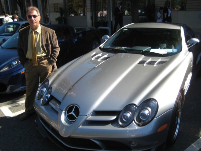Dad hints that the SLR 722 would make a fine Christmas gift