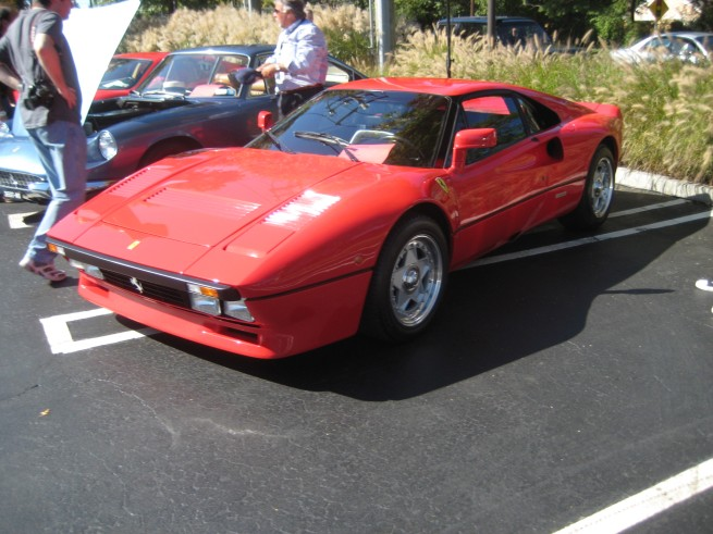 288 GTO. how do you like me now, Magnum?