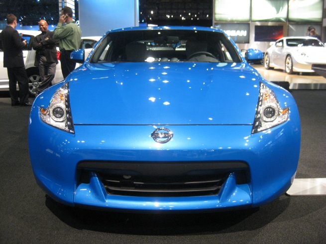 nissan-370z-front